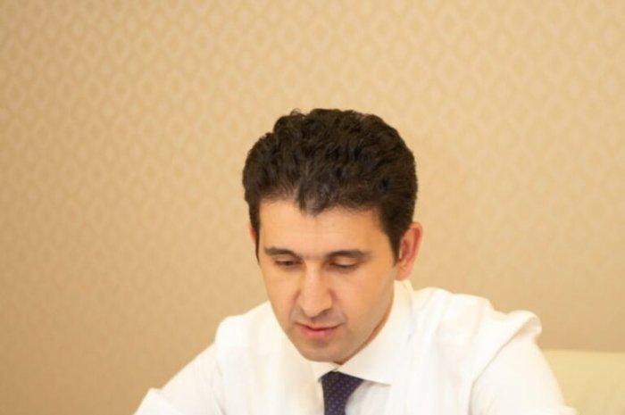 Deputat Naqif Həmzəyev seçiciləri qəbul etdi FOTO