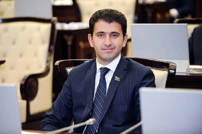 """Naqif Həmzəyev: """"Əsrin müqaviləsi""""nin uğurlu icrası Azərbaycanın gücünə güc qatır"""