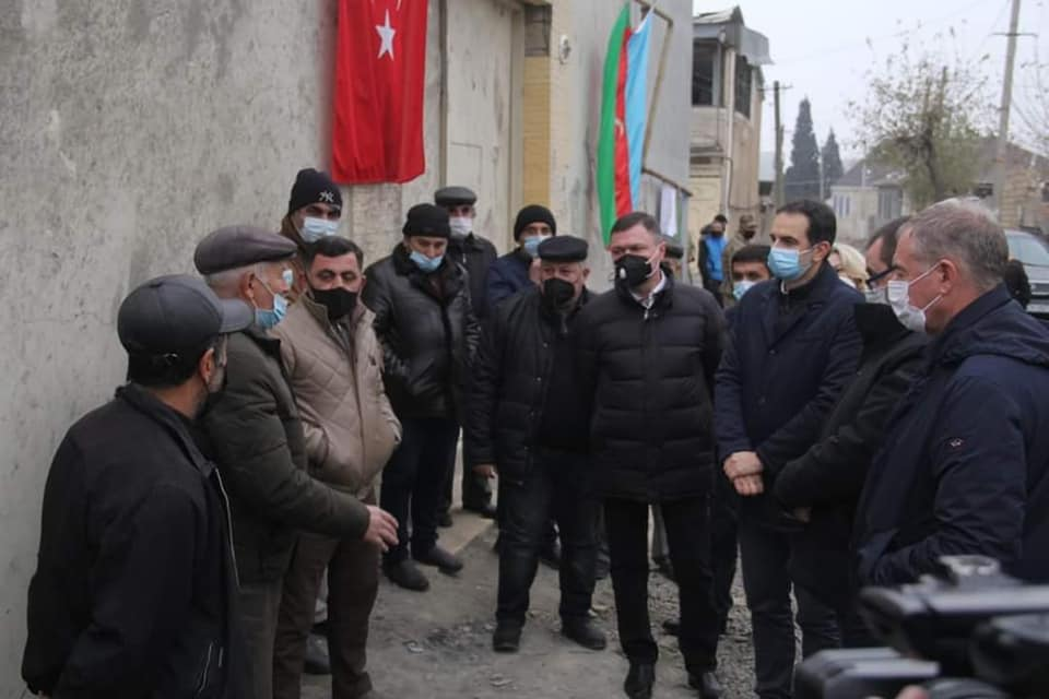 İtaliya Parlamenti Deputatlar Palatasının nümayəndə heyəti Gəncəyə səfər edib VİDEO