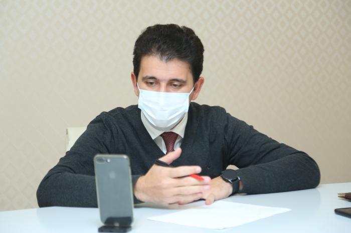 Deputat Naqif Həmzəyev seçicilərin qayğıları ilə tanış olub (FOTO)