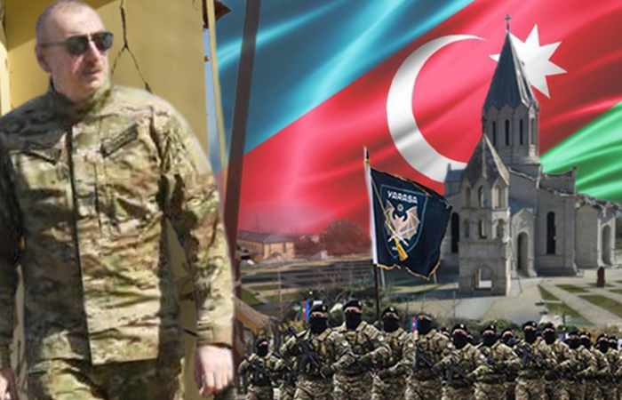 """""""İkinci Döyüş"""": 44 günlük """"müharibə"""" davam edir - Xankəndidə isə..."""