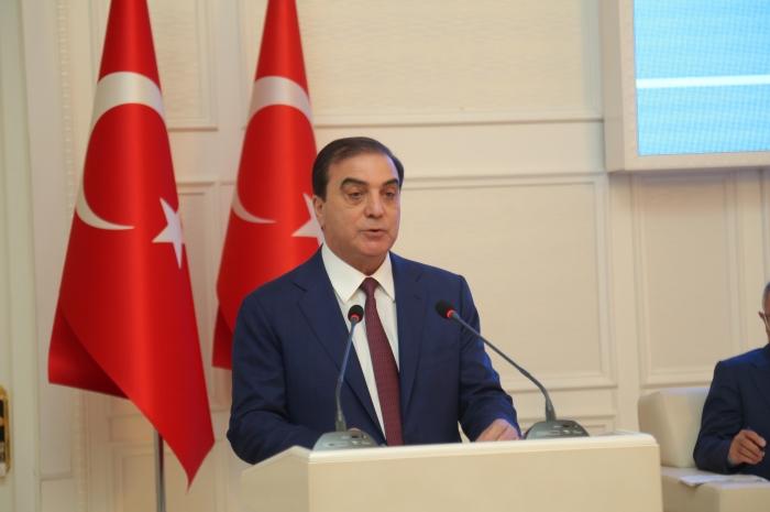 Gəncədə YAP və AKP nümayəndələri konfrans keçirir